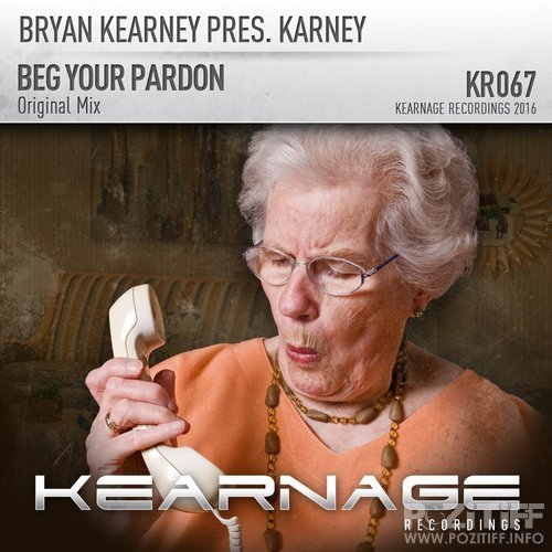 Bryan Kearney - Beg Your Pardon (2016)