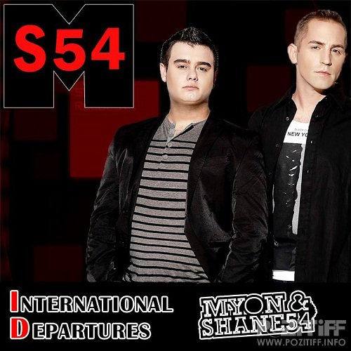 Shane 54 - International Departures 344 (2016-10-31)