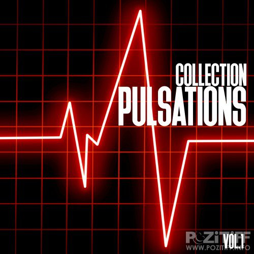 Pulsations Collection, Vol. 1 - Deep & Dark Techno (2016)