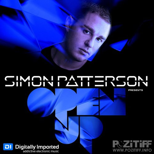 Open Up Mixed By Simon Patterson Episode 196 (2016-11-03)