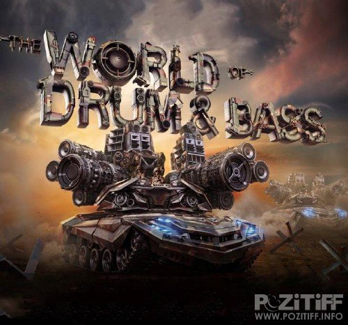 World of Drum & Bass Vol. 40 (2016)