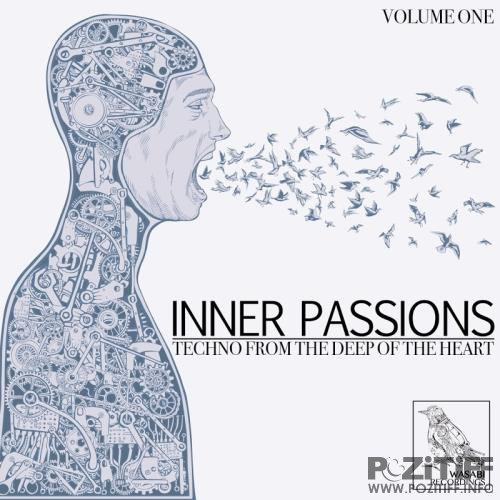 Inner Passions, Vol. 1: Techno from the Deep of the Heart (2017)