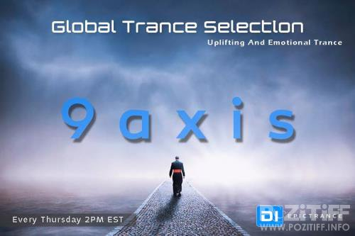 9Axis - Global Trance Selection 141 (2017-02-02)