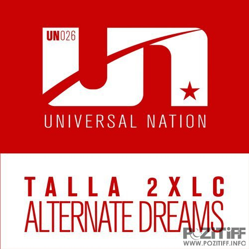 Talla 2XLC - Alternate Dreams (2017)