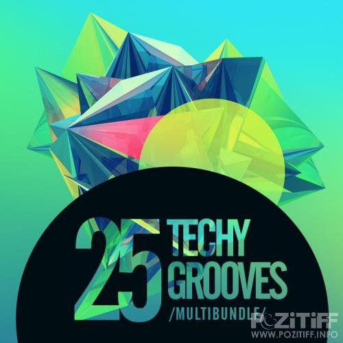 25 Techy Grooves Multibundle (2017)