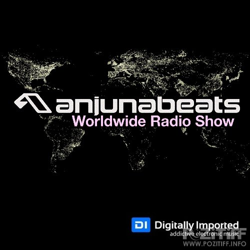Spencer Brown - Anjunabeats Worldwide 516 (2017-02-12)