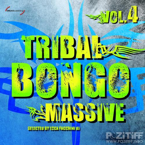 Tribal Bongo Massive, Vol. 4 (2017)