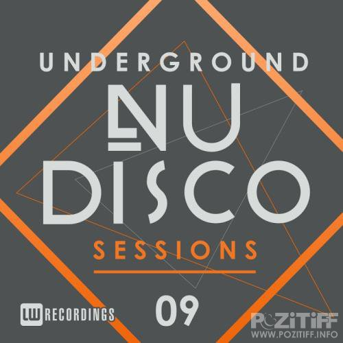 Underground Nu-Disco Sessions, Vol. 9 (2017)