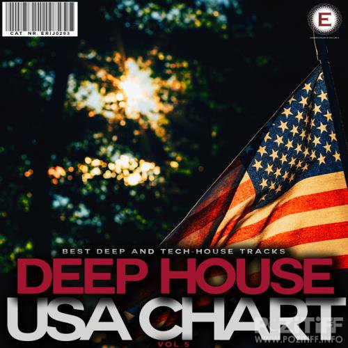 Deep House USA Chart, Vol. 5 (2017)