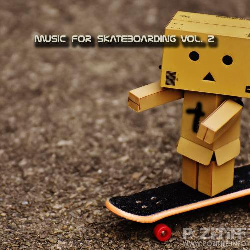 Music for Skateboarding, Vol. 2 (2017)