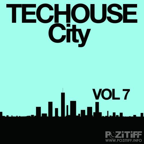 Techouse City, Vol. 7 (2017)