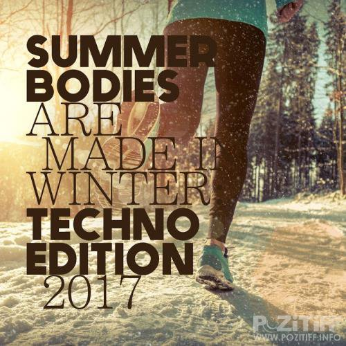 Summer Bodies are made in Winter: Techno Edition 2017 (2017)