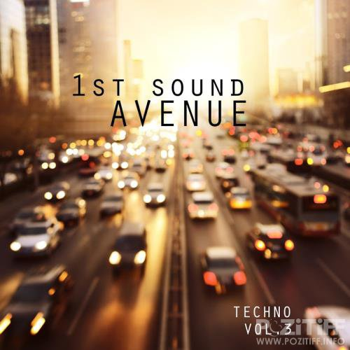1st Sound Avenue, Vol. 3: Techno (2017)