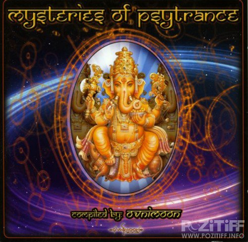 Mysteries of Psytrance Vol. 1-6 (2010-2017)
