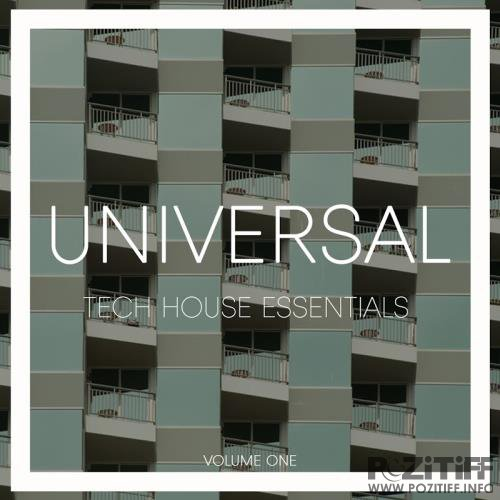 Universal Tech House Essentials, Vol. 1 (2017)