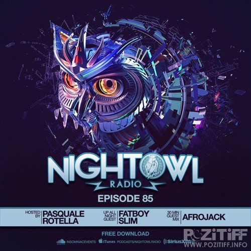 Afrojack - Night Owl Radio 085 (2017-04-07)
