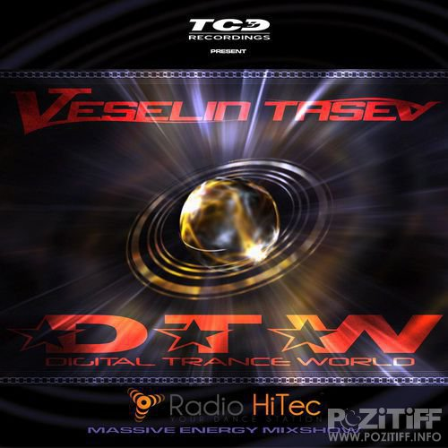 Veselin Tasev - Digital Trance World 449 (2017-04-08)