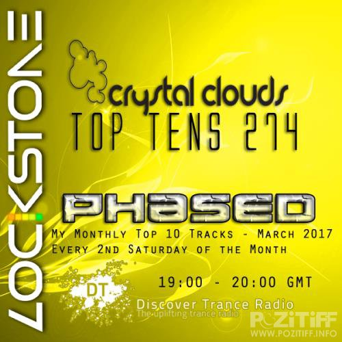 Lockstone - Crystal Clouds Top Tens 274 (2017-04-08)