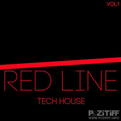 Red Line Tech House, Vol. 1 (2017)