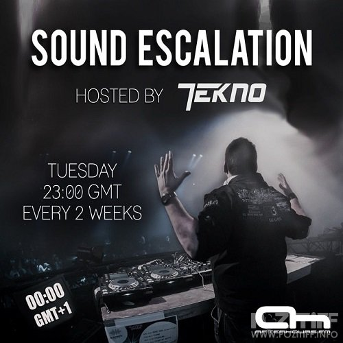 TEKNO & Madwave - Sound Escalation 106 (2017-04-11)