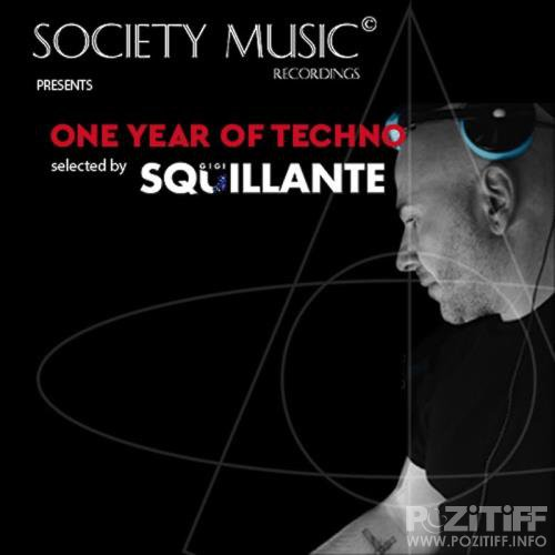 One Year Of Techno (2017)