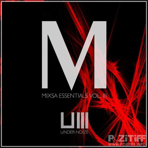 Mixsa Essentials, Vol. 3 (2017)