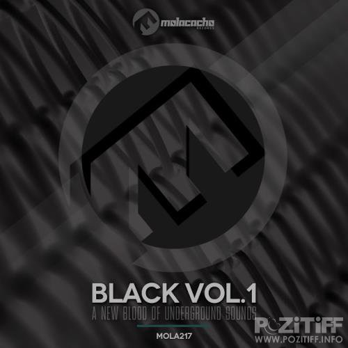 Black, Vol. 1 (A New Blood of Underground Sounds) (2017)