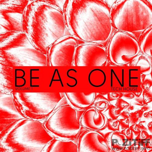 Be As One Tech House, Vol. 1 (2017)