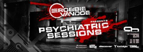 Robbie Van Doe - Psychiatric Sessions Guest mix DubTek (2017-05-03)