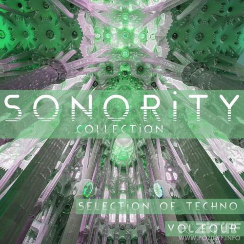 Sonority Collection, Vol. 4-Selection of Techno (2017)