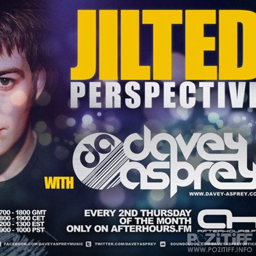 Davey Asprey - Jilted Perspective 070 (2017-05-11)