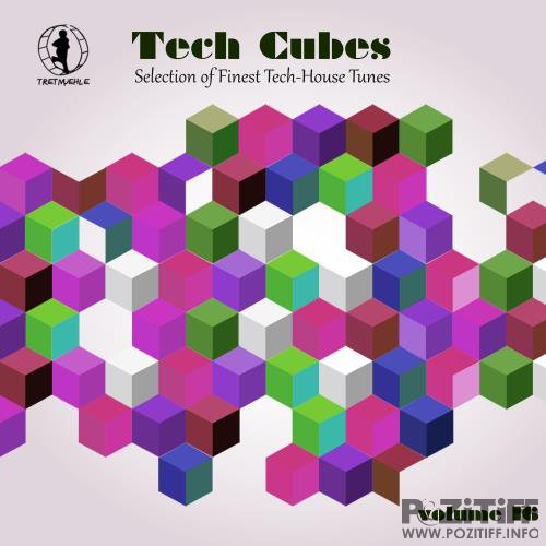 Tech Cubes, Vol. 16 - Selection of Finest Tech-House Tunes