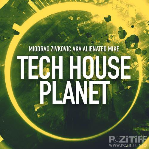 Alienated Mike - Tech House Planet 037 (2017-05-19)