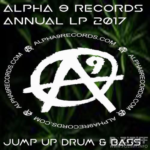 Alpha 9 Records The Annual LP 2017 (2017)