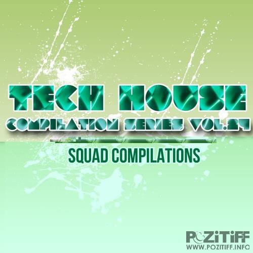Tech House Compilation Series Vol. 24 (2017)