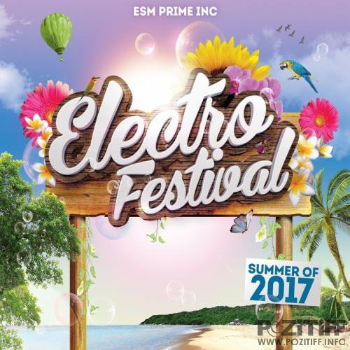 Electro Festival : Summer Of 2017 (2017)