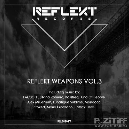 Reflekt Weapons Vol 3 (2017)