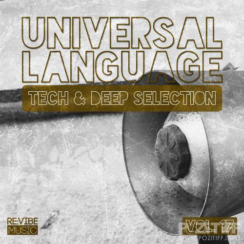 Universal Language, Vol. 17 - Tech & Deep Selection (2017)