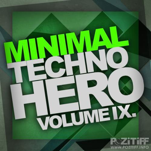 Minimal Techno Hero, Vol. 9 (2017)
