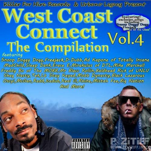 West Coast Connect, Vol. 4: The Compilation (2017)