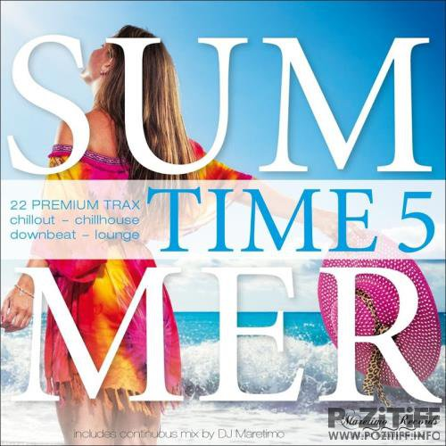 Summer Time, Vol. 5 (22 Premium Trax: Chillout, Chillhouse, Downbeat, Lounge) (2017)