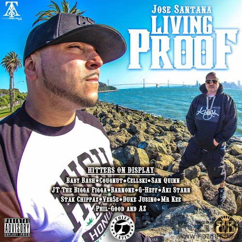 Jose Santana - Living Proof (2017)