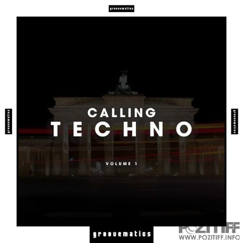 Calling Techno, Vol. 1 (2017)