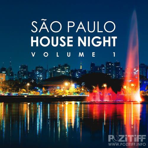 Sao Paulo House Night, Vol. 1 (2017)