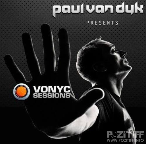 Paul van Dyk & Charlie Walker - Vonyc Sessions 566 (2017-09-10)