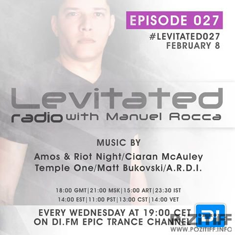 Manuel Rocca - Levitated Radio 055 (2017-09-13)