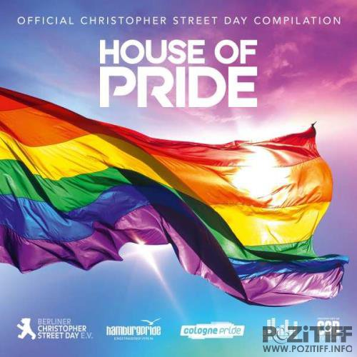 House Of Pride Official Christopher Street Day Compilation (2017) FLAC