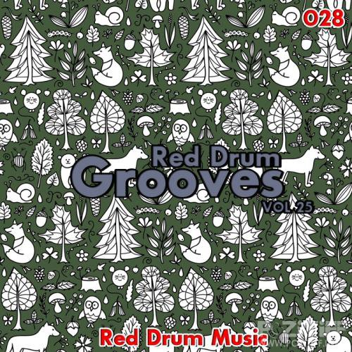 Red Drum Grooves 25 (2017)