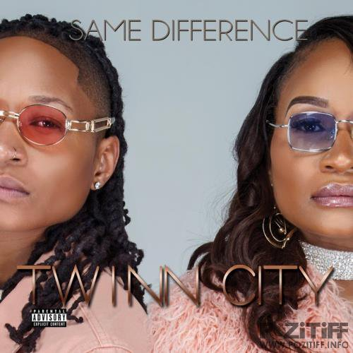 Twinn City - Same Difference - EP (2017)