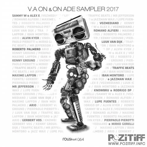 On & On ADE Sampler 2017 (2017) FLAC